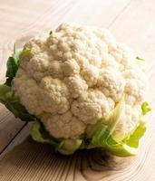 verdure: cavolfiore foto