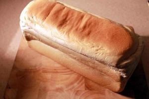pane appena sfornato foto