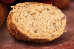 pane al sesamo foto