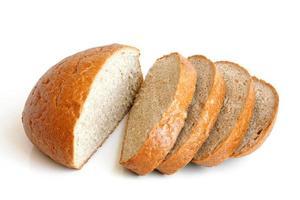 pane di segale foto
