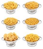 selezione di pasta