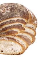 alimento naturale delle baguette del panino del pane fresco saporito cotto foto