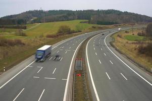 autostrada senza pedaggio foto