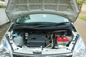 motore dell'auto foto