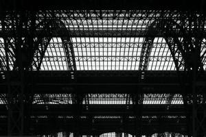 stazione ferroviaria foto