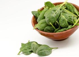 spinaci foto