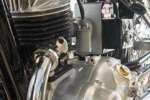 motore motociclistico foto