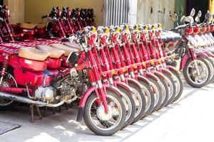 negozio di motociclette foto