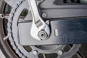 catena di trasmissione moto