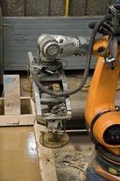 braccio robotico foto