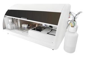 laboratorio di biochimica foto