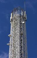 antenna di telecomunicazione foto