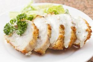 Cordon Blue di pollo foto