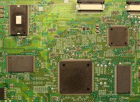 circuito stampato foto