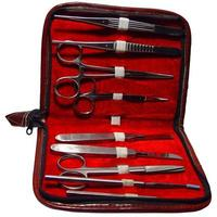 medico / scienza: kit di dissezione. foto