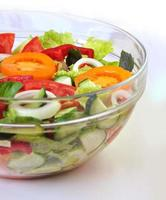 deliziosa insalata foto