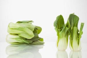 verdura isolata foto
