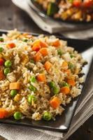 riso fritto sano fatto in casa
