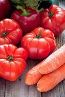 verdure fresche foto