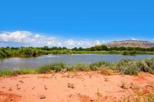 rio grande nature center state park foto