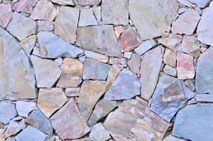 modello di roccia foto