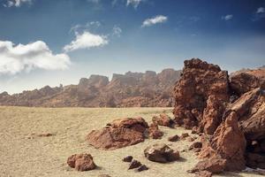 Formazioni rocciose foto