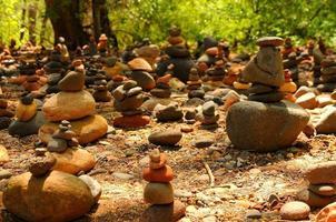 rocce zen foto