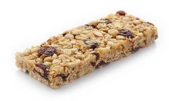 granola bar foto