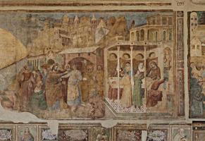 affreschi in campo santo foto