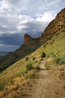 mesa verde escursionismo foto