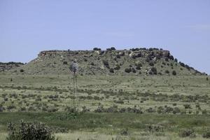 paesaggio dell'Oklahoma foto