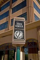 centro città - mesa arizona foto