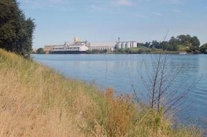 delta del fiume sacramento foto