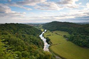 river wye foto