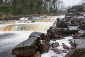 flusso del fiume