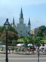 Jackson Square, New Orleans foto