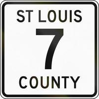 autostrada della contea di St. Louis