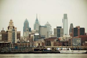 Skyline di Philadelphia foto