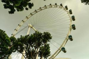 il volantino di singapore foto