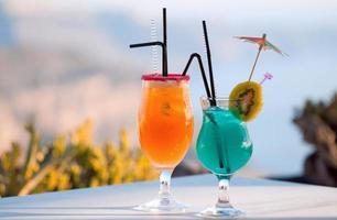 cocktail estivi foto