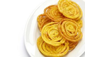 dolce indiano jalebi foto