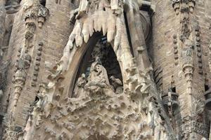 Sagrada Familia Basilica, Barcellona, Spagna