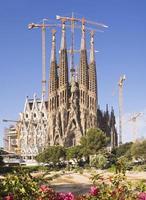 Sagrada Familia. foto
