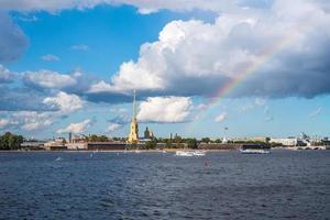 fortezza di Pietro e Paolo, San Pietroburgo foto