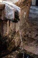 fontana di pietra, spagna foto