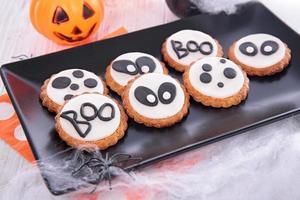 biscotto di halloween foto