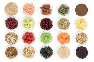cibo dieta sana foto