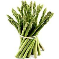 germogli di asparagi