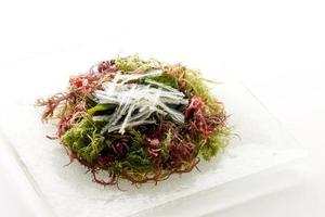 insalata di alghe foto