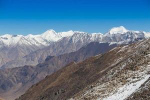 paesaggio himalayano foto